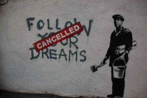 dreamscancelled